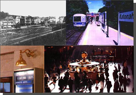 Image Result For New York To Katonah Train Schedule